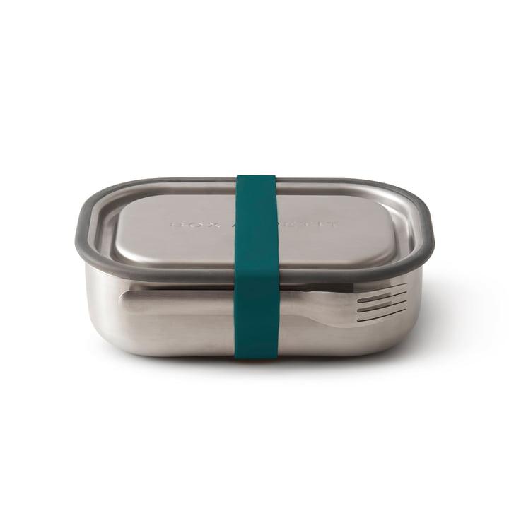 Die Black + Blum - Edelstahl Lunch Box in ocean