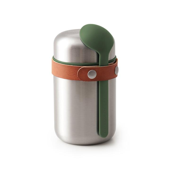Der Black + Blum - Food Flask Thermobehälter in olive