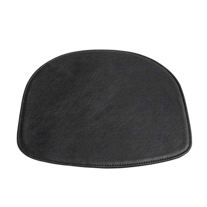 Hay - Sitzkissen für AAS, Leder schwarz