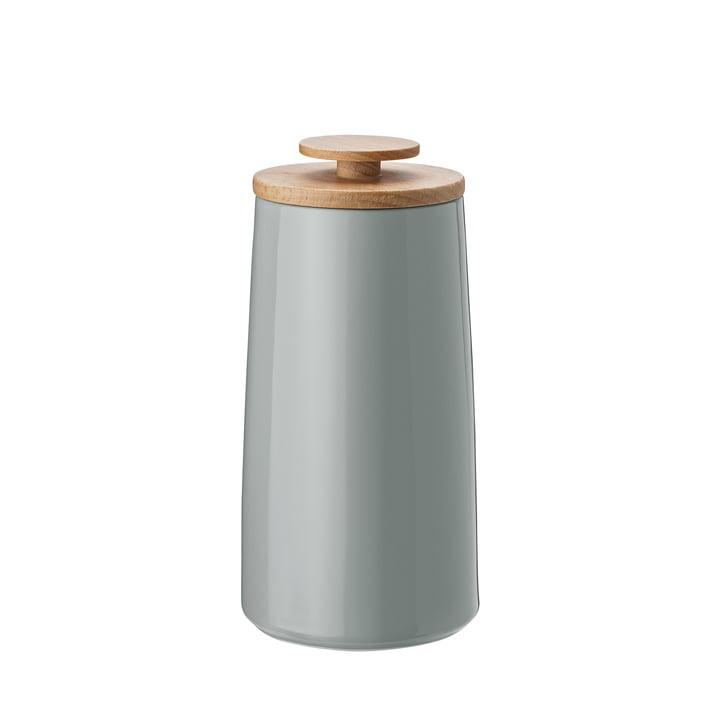 Die Stelton - Emma Teedose / Aufbewahrungsdose in grau