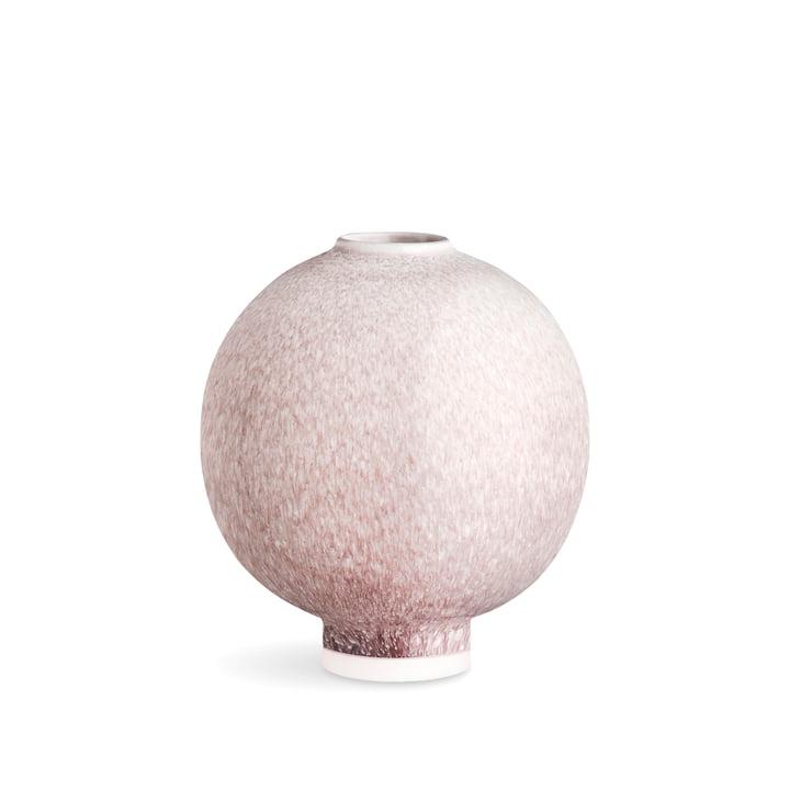 Die Kähler Design - Unico Vase H 12,5 cm, rose