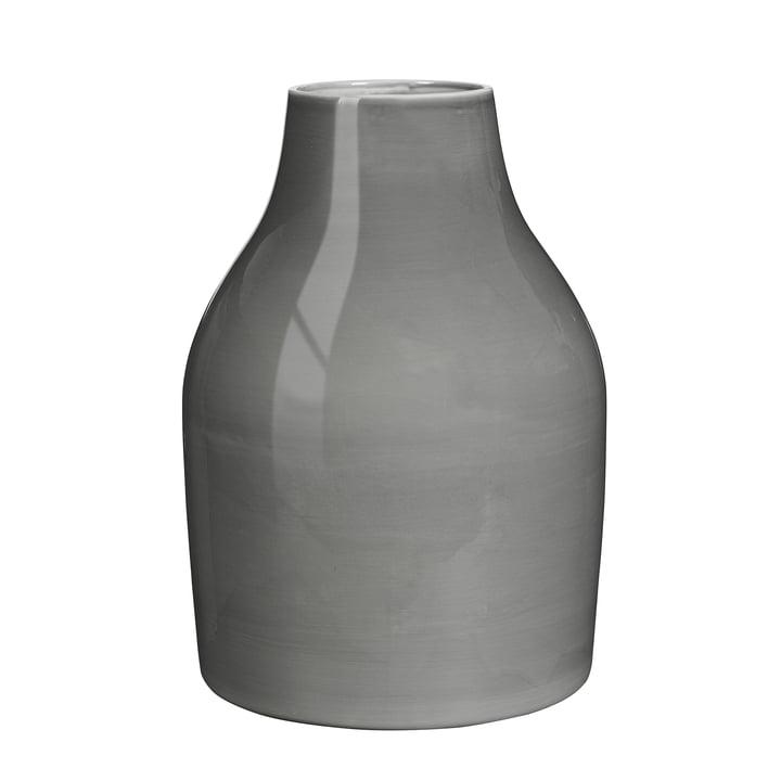 Die Kähler Design - Botanica Bodenvase H 40 cm in granitgrau