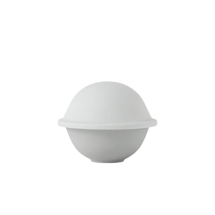 Chapeau Bonbonniere Ø 12 cm in weiss von Lyngby Porcelæn
