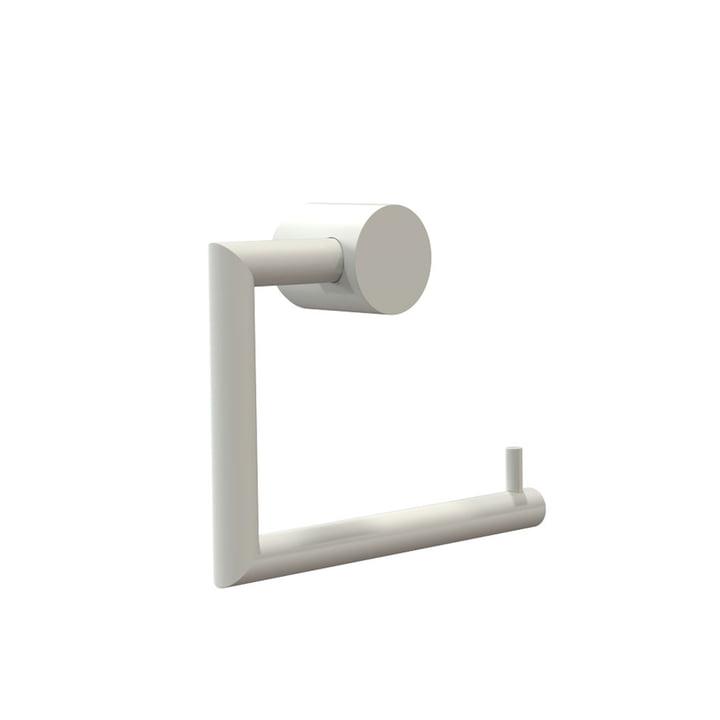 Nova 2 Toilettenpapierhalter in weiss von Frost -