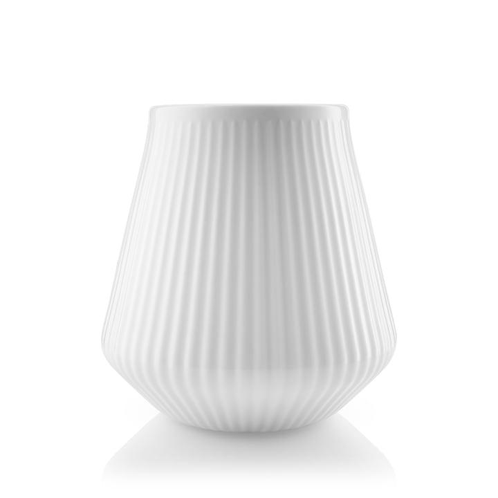 Legio Nova Vase small, H 15,5 cm in weiss von Eva Trio