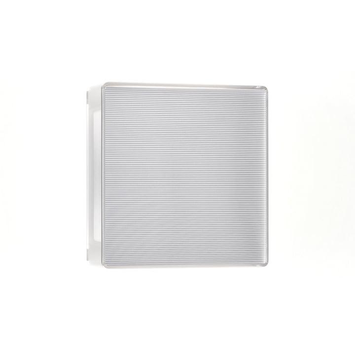 App LED-Wandleuchte von serien.lighting in Rippe (0A000 R)