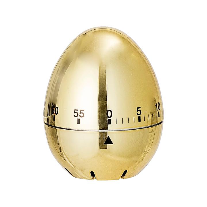 Eieruhr von Bloomingville in gold