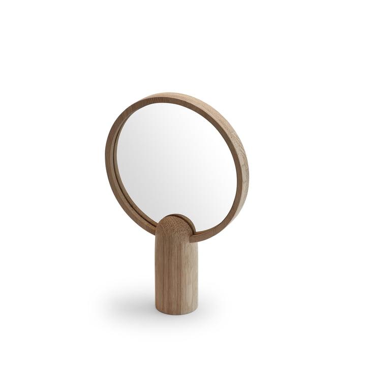 Aino Spiegel small von Skagerak in Eiche