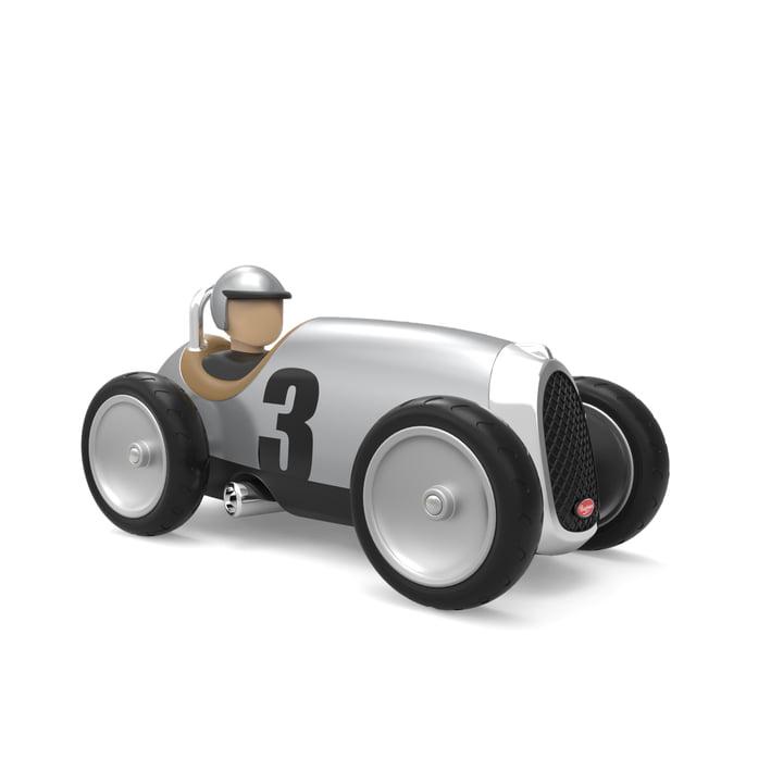 Racing Car von Baghera in silber
