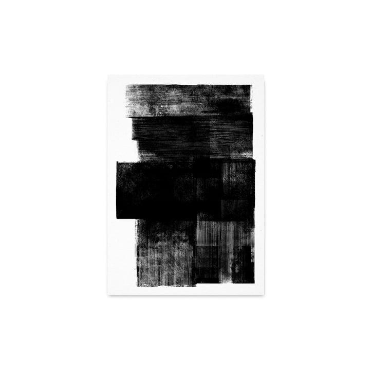 Midnight 01 von Paper Collective, 30 x 40 cm