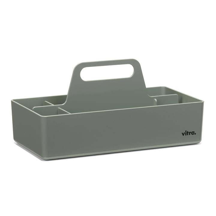 Storage Toolbox von Vitra in moosgrau