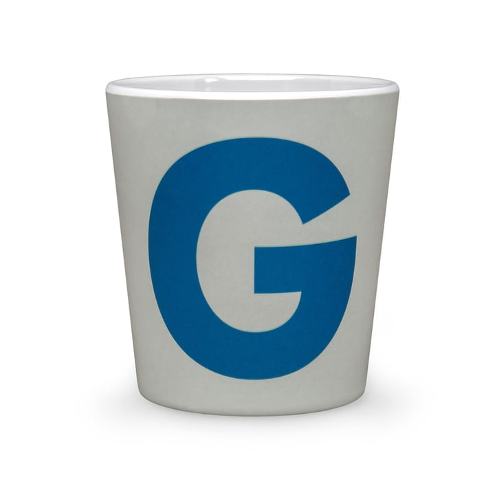 ABC Melaminbecher G von byGraziela