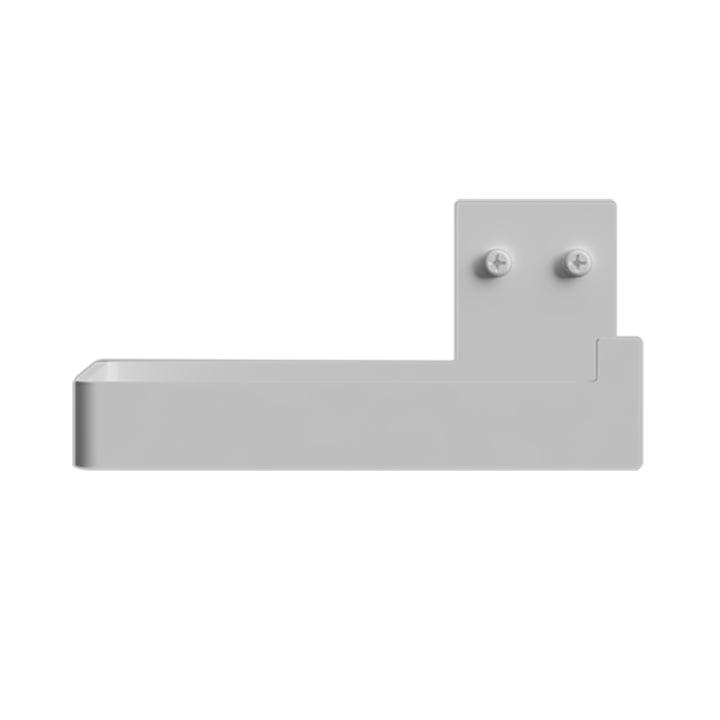 Toilettenpapier-Halter von Nichba Design in weiss