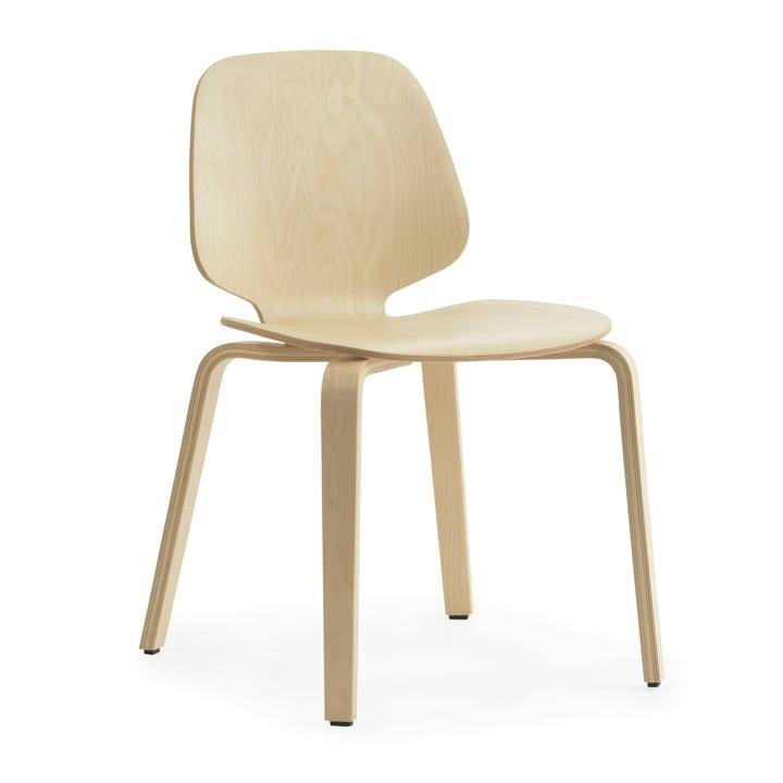 My Chair von Normann Copenhagen in Birke
