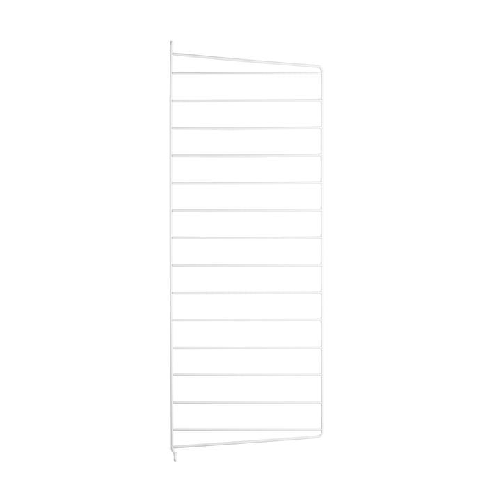 Wandleiter für String Regal 75 cm von String in Weiss