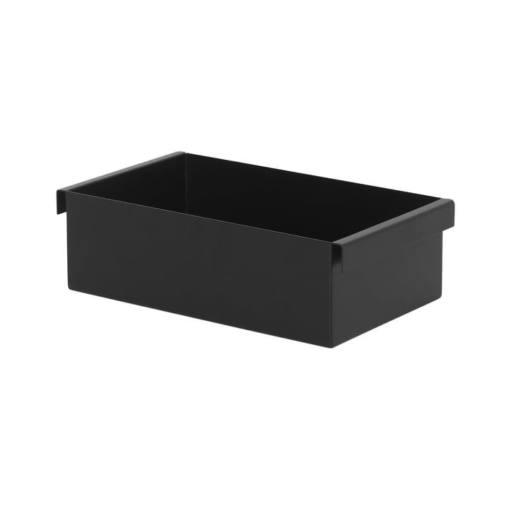 Container / Einsatz für Plant Box in schwarz von ferm Living