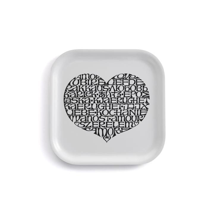 Classic Tray small International Love Heart von Vitra