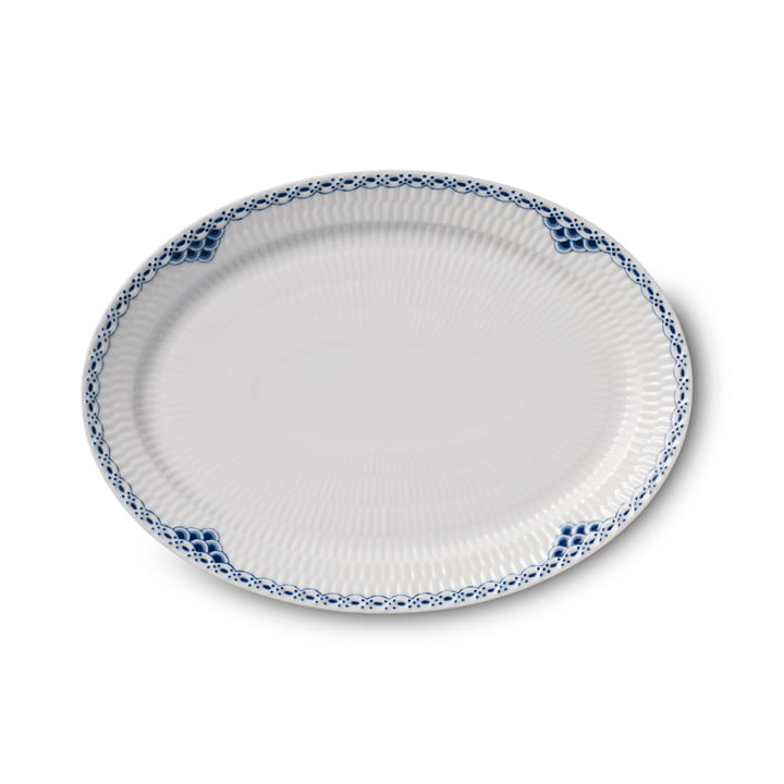 Prinzess Servierplatte oval 28 cm von Royal Copenhagen