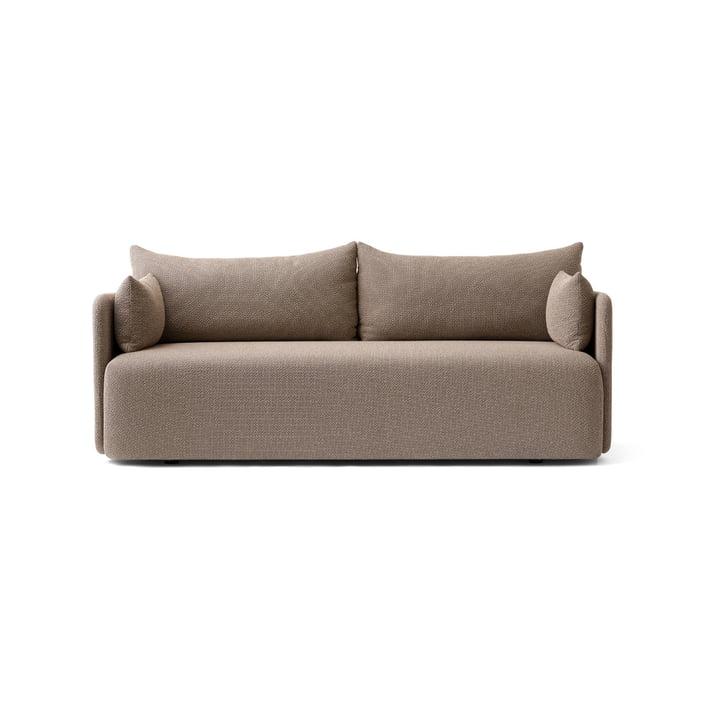 Offset Sofa 2-Sitzer von Menu in beige (Colline 228)