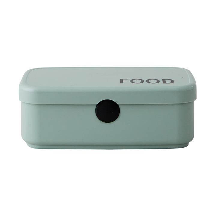 Food & Lunch box in grün von Design Letters