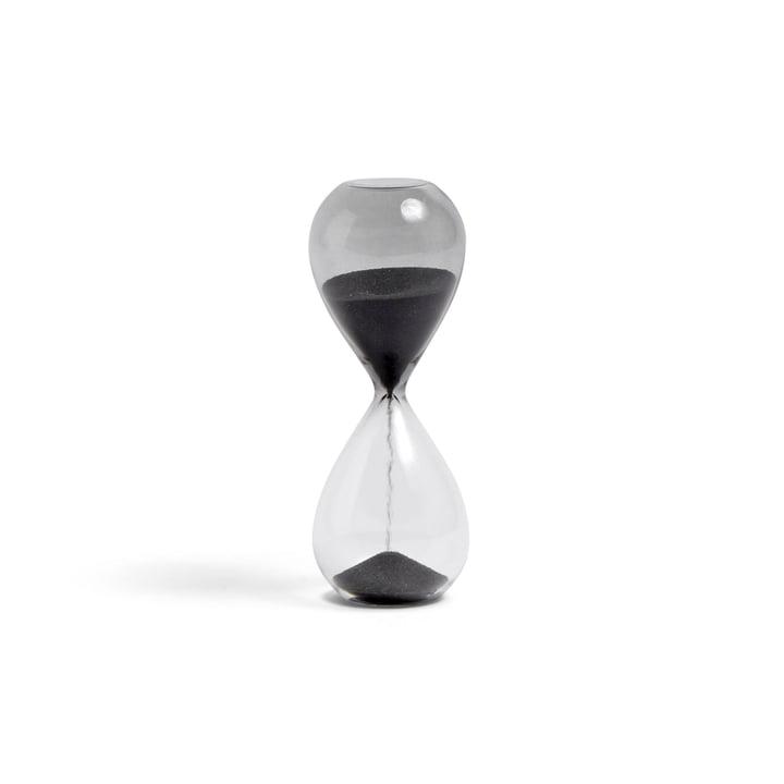 Time Sanduhr S von Hay in schwarz