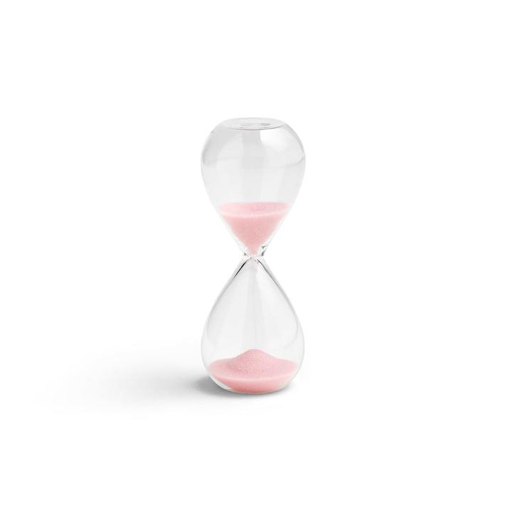 Time Sanduhr S von Hay in light pink