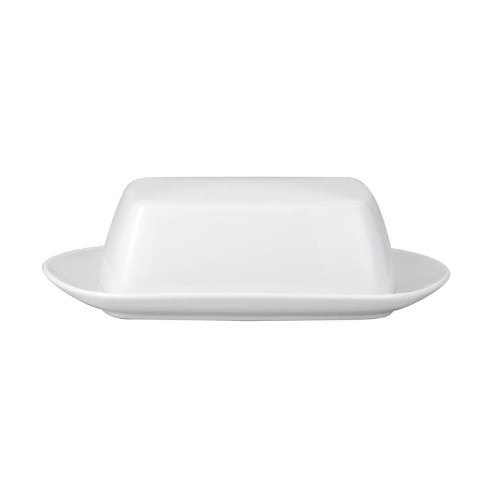 TAC Butterdose von Rosenthal in weiß