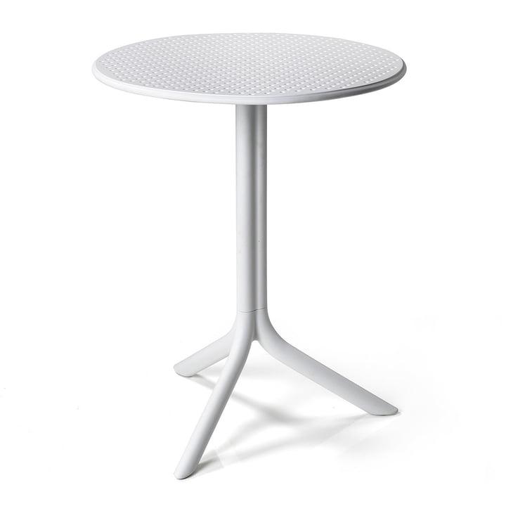 Der Step Tisch in weiss von Nardi