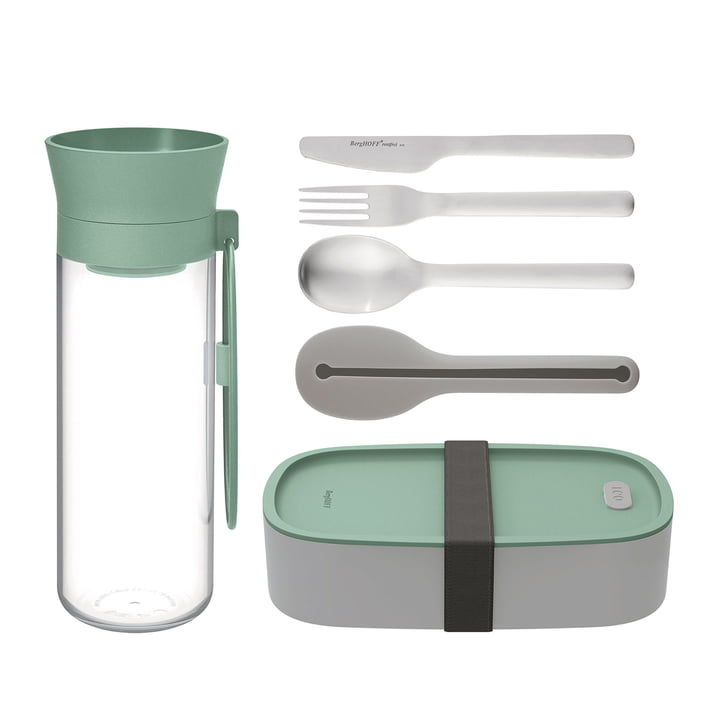 Leo To Go Lunch-Set (6-tlg.) von Berghoff