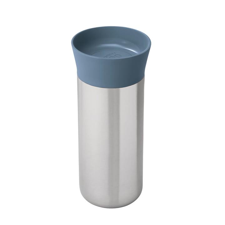 Leo Thermotasse 330 ml von Berghoff in blau