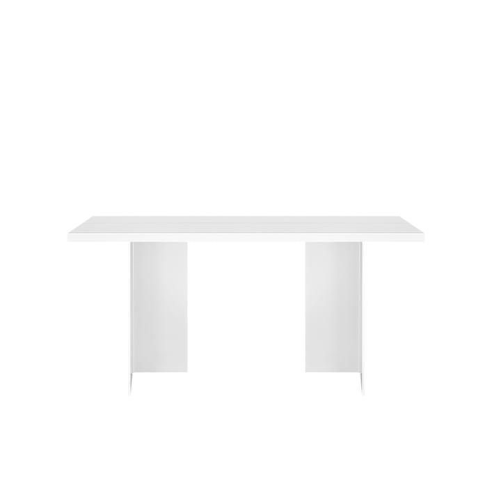 Zebe Tisch 150 x 85 cm von Objekte unserer Tage in weiss