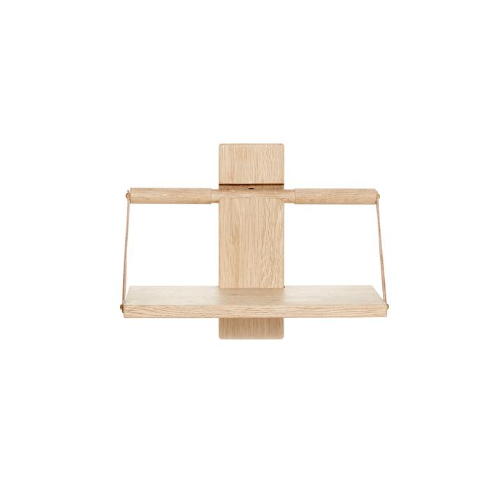 Wood Wall Hängeregal 30 x 18 x H 24 cm von Andersen Furniture aus Eiche