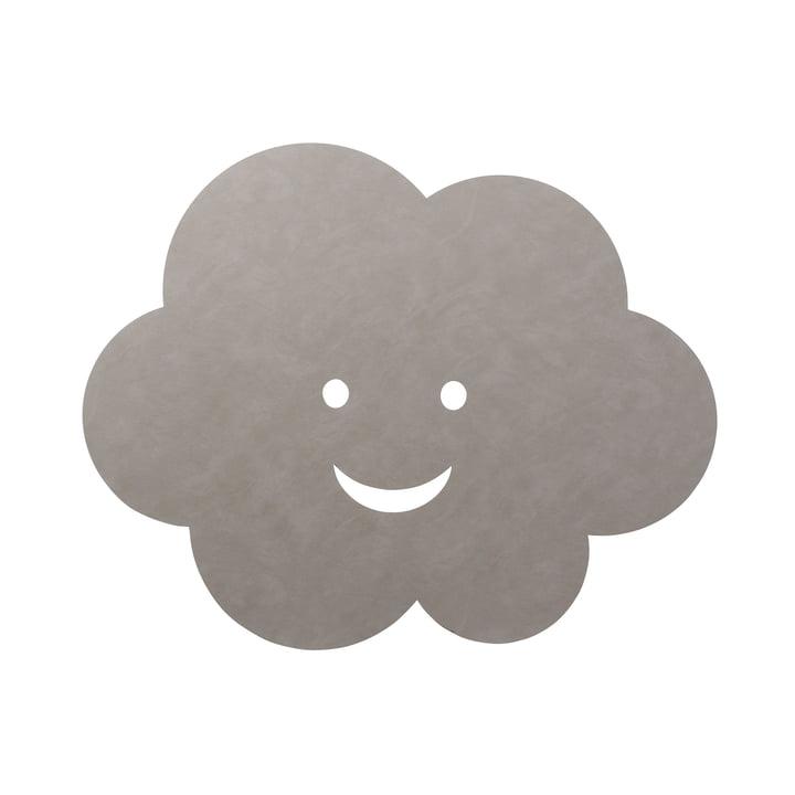 Kinder Bodenmatte Wolke XXL von LindDNA in Cloud hellgrau