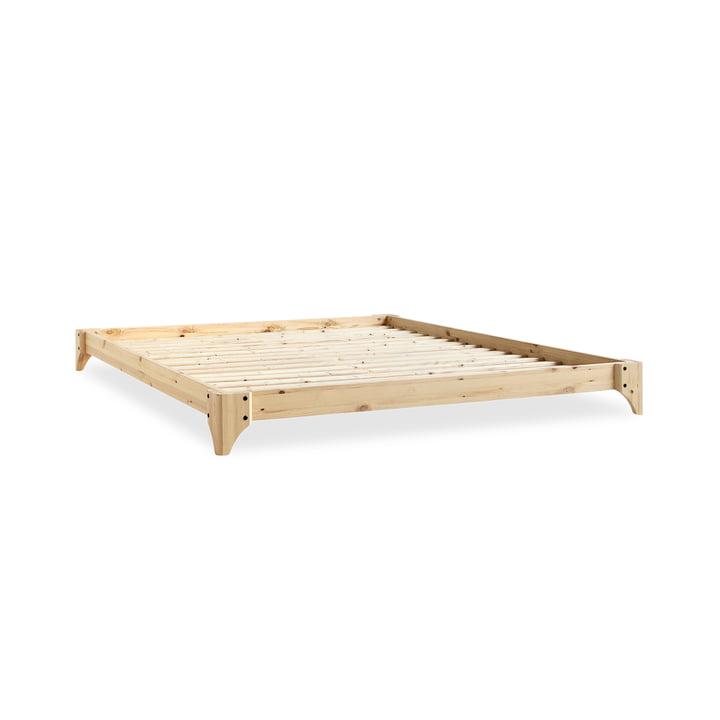 Elan Bett, 140 x 200 cm in Natur von Karup