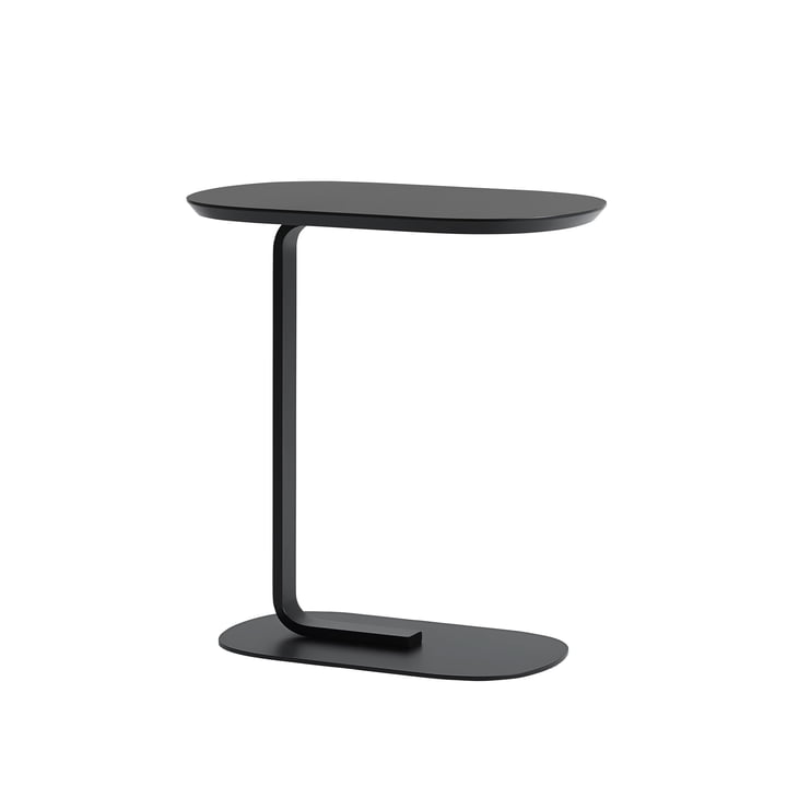 Relate Side Table in schwarz von Muuto