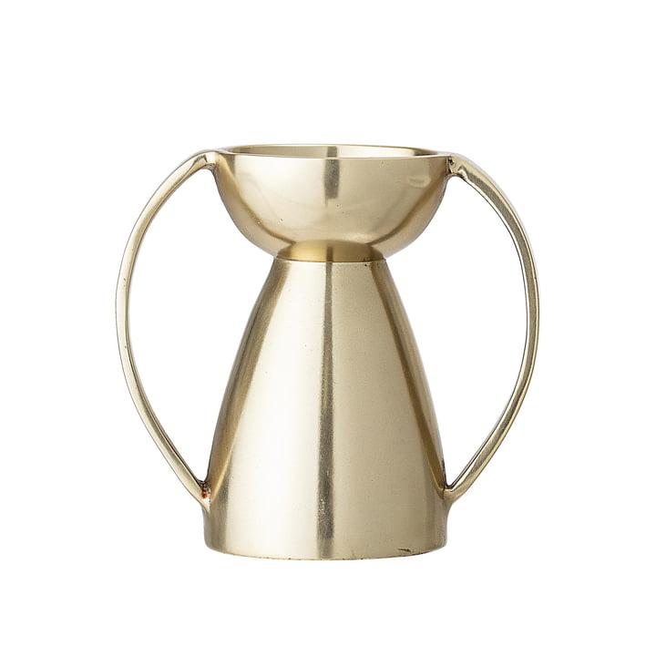 Votive Teelichthalter Ø 6 x H 10 cm von Bloomingville in gold