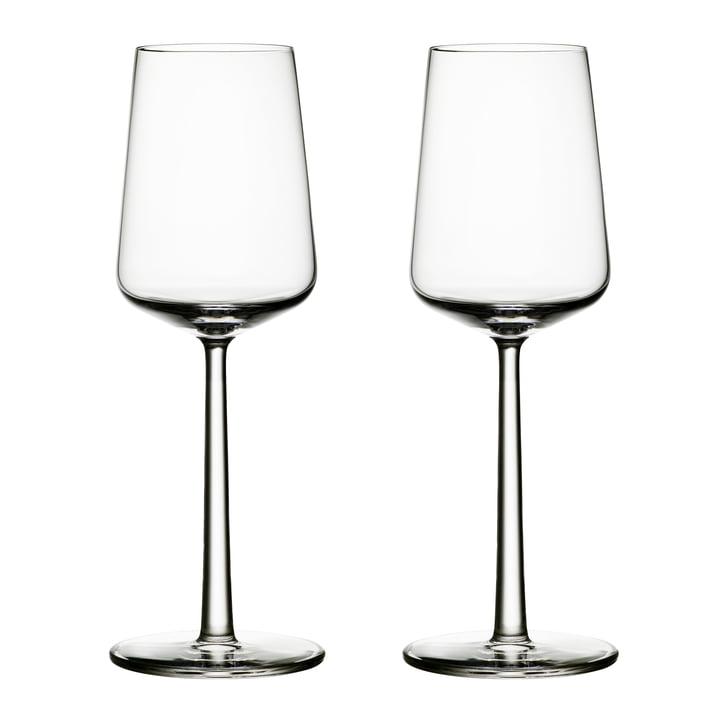 Essence Weisswein-Glas 33 cl (2er-Set) von Iittala