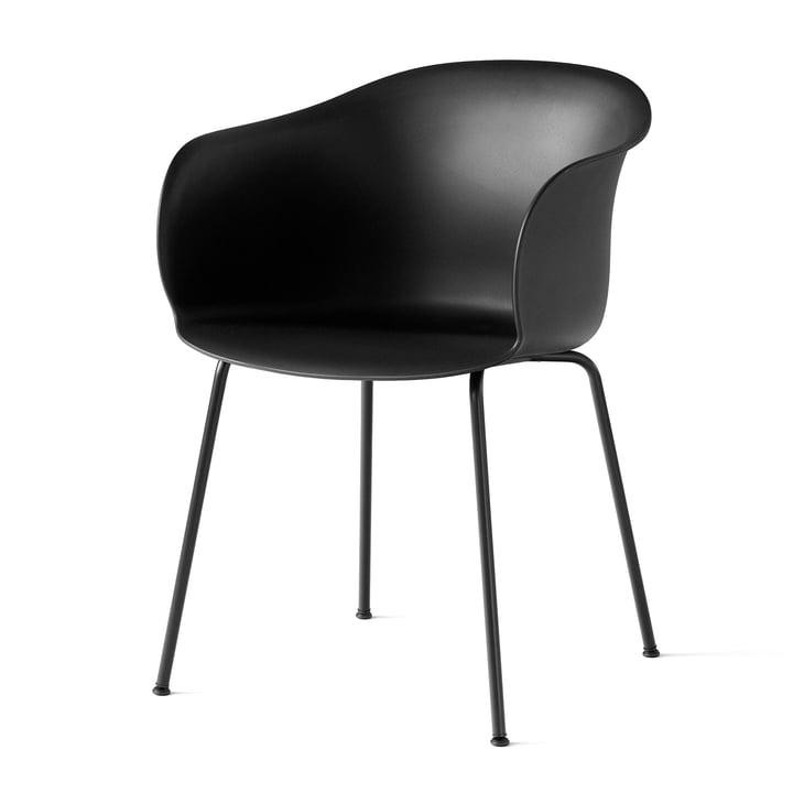 Elefy Stuhl JH28 in schwarz von &tradition