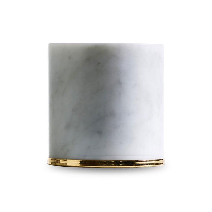 Fermaporte Türstopper von Opinion Ciatti in weiss / Gold