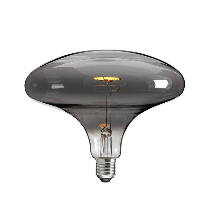LED-Ufo Leuchtmittel Ø 200 mm, E27 / 3 W, schwarz von NUD Collection