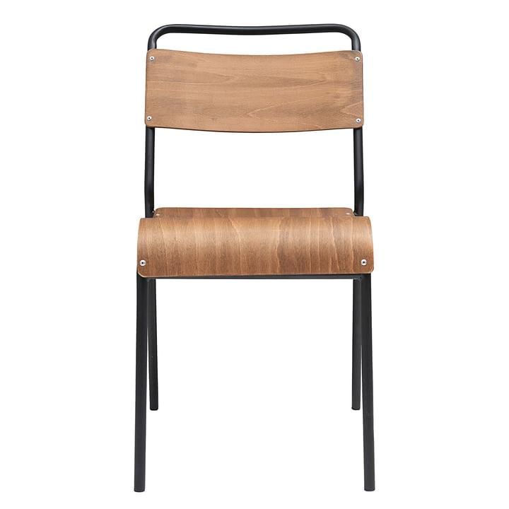 Original Stuhl von House Doctor in braun