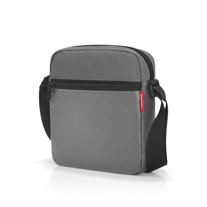 crossbag von reisenthel in Canvas grau