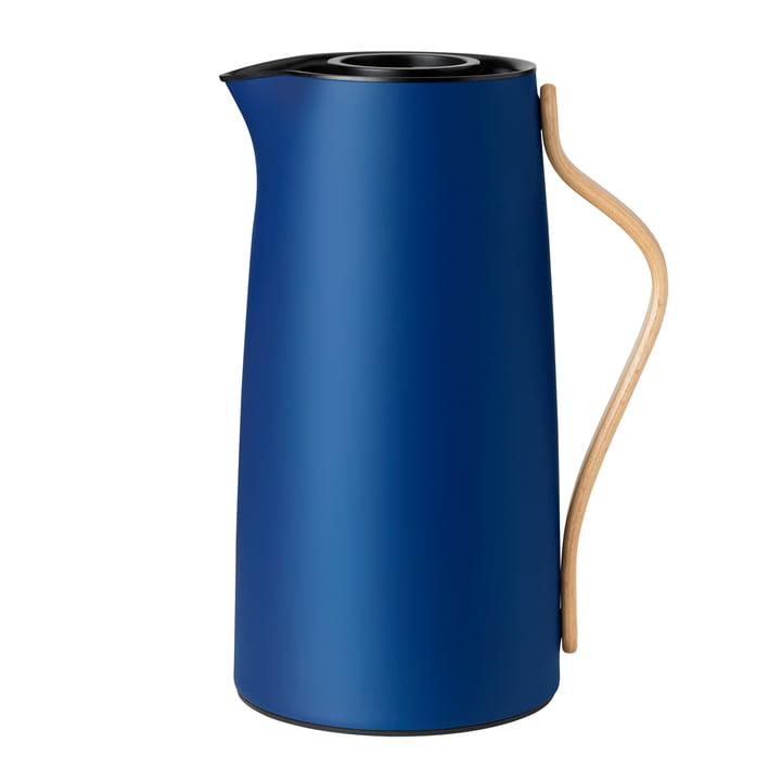 Emma Kaffeeisolierkanne 1,2 l von Stelton in dunkelblau