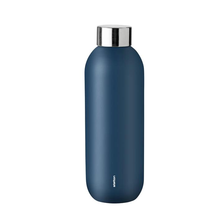 Keep Cool Trinkflasche 0,6 l von Stelton in dusty blue