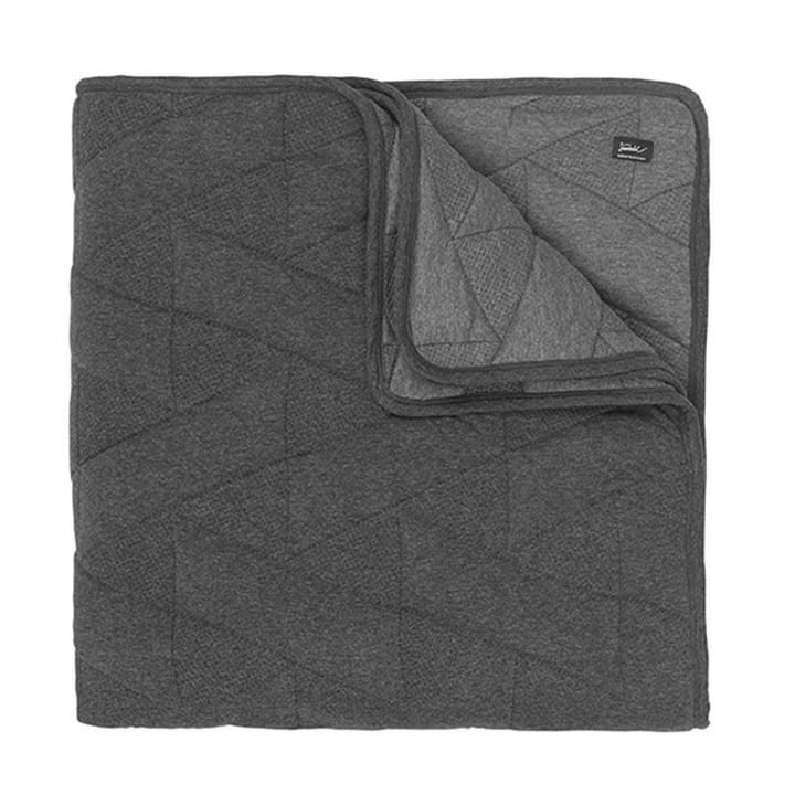 Finn Juhl Tagesdecke 260 x 220 cm von ArchitectMade in grau