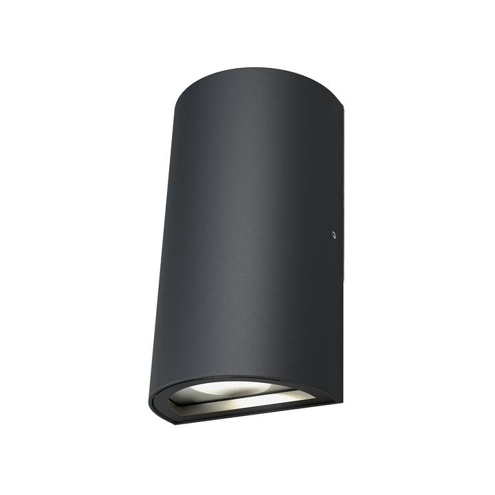 Endura Style UpDown LED Wandleuchte Outdoor, IP 44 / Warmweiss 3000 K, dunkelgrau von Ledvance
