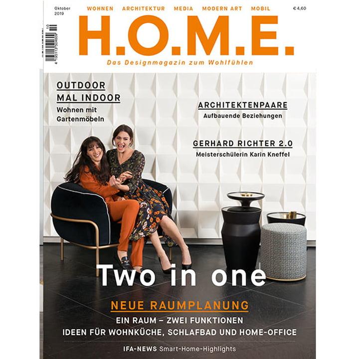 H.O.M.E. Designmagazin - Oktober 2019