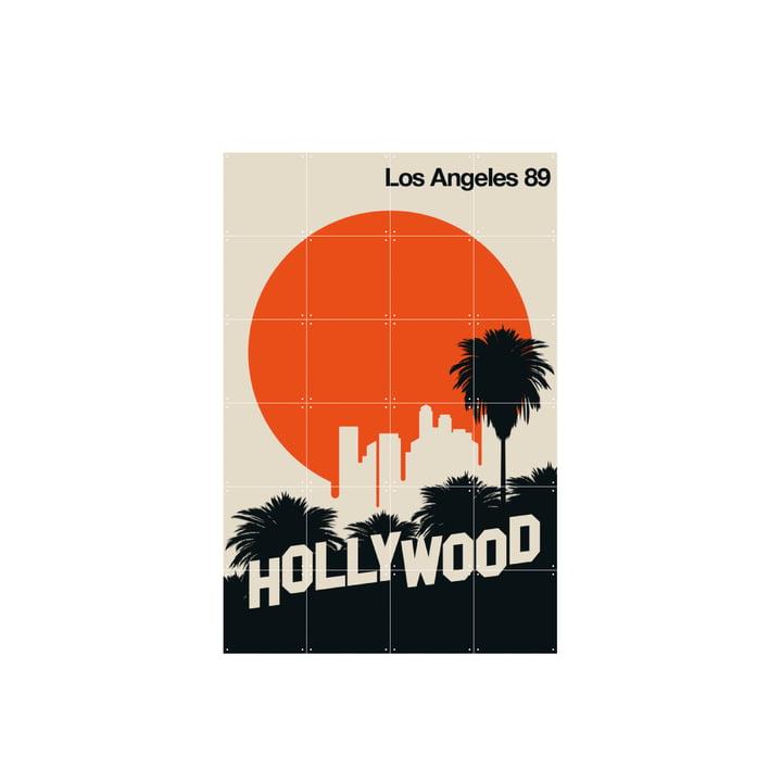 Los Angeles 89 (Bo Lundberg) 80 x 120 cm von IXXI