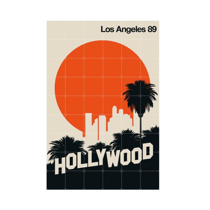 Los Angeles 89 (Bo Lundberg) 120 x 180 cm von IXXI