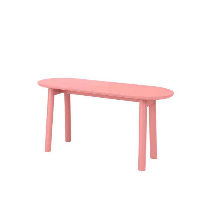 Mala Sitzbank 75 cm von Schönbuch in flamingo pink